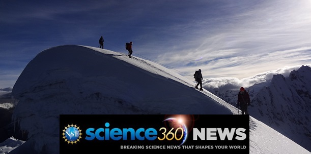 NSF Science360 News Picture of the Day Chris Stevens, UNR