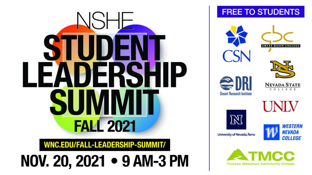 NSHE Student Leadership Summit